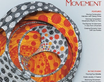 The Polymer Arts Summer 2016--Movement Vol.6, No.2