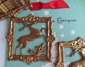 Vintage Reindeer Holiday Finding