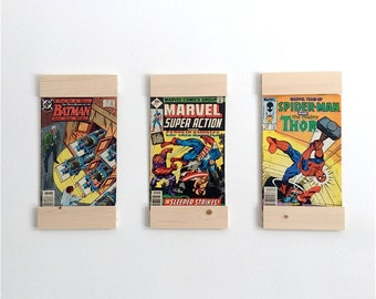 comic book frames display your favourite comics on your wall with these eco friendly frames