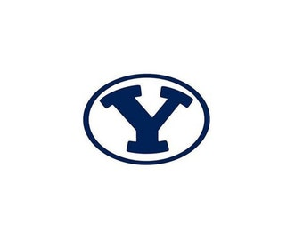 Brigham Young University Vinyl Decal
