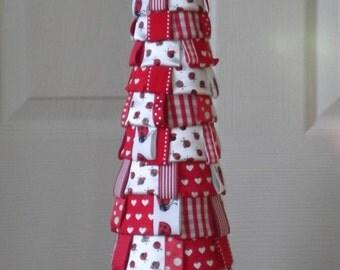 Ladybug Ribbon Tree