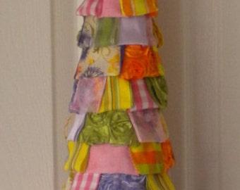 Easter Spring Ribbon Tree