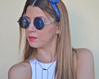 Dolly Bow Headband, Dolly Bow, Wire Headband, Hair Accessory, Pinup Headband, Girl Headband,  Top Knot Headband, Dolly Bows, Women Headband