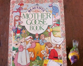 My Beautiful Mother Goose Book Paperback 1984