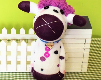 Ballintoy - Cheeky Sheep Sock Doll