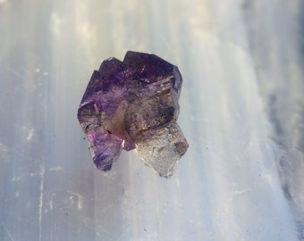 Scepter Super 7 Amethyst  Crystal ~ Melody's Stone ~ Unique and rare find ~ Rainbowologist ~ Grape Jelly Amethyst Scepter ~ Stunning!