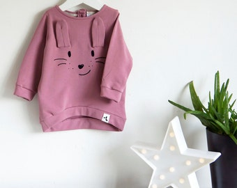 Bunny Face Jumper with ears