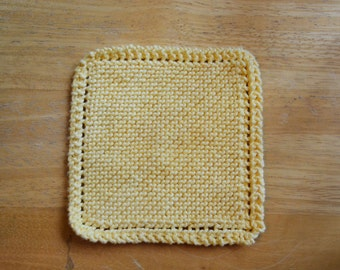 Baby or Infant Wash Cloth
