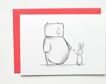Mother's Day Card Birthday Card happy birthday card  love card anniversary card card for her card for him  husband birthday wife birthday
