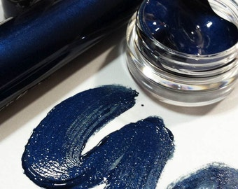 Devout * Navy Blue Lip Hybrid * Highly Pigmented * ili