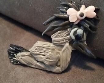 Hand made Bird pins