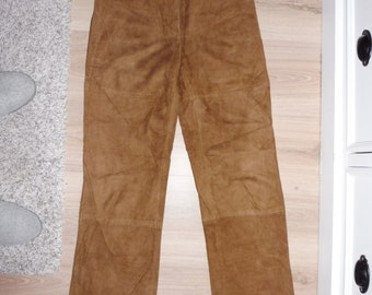 Leather JOY size 36 pants
