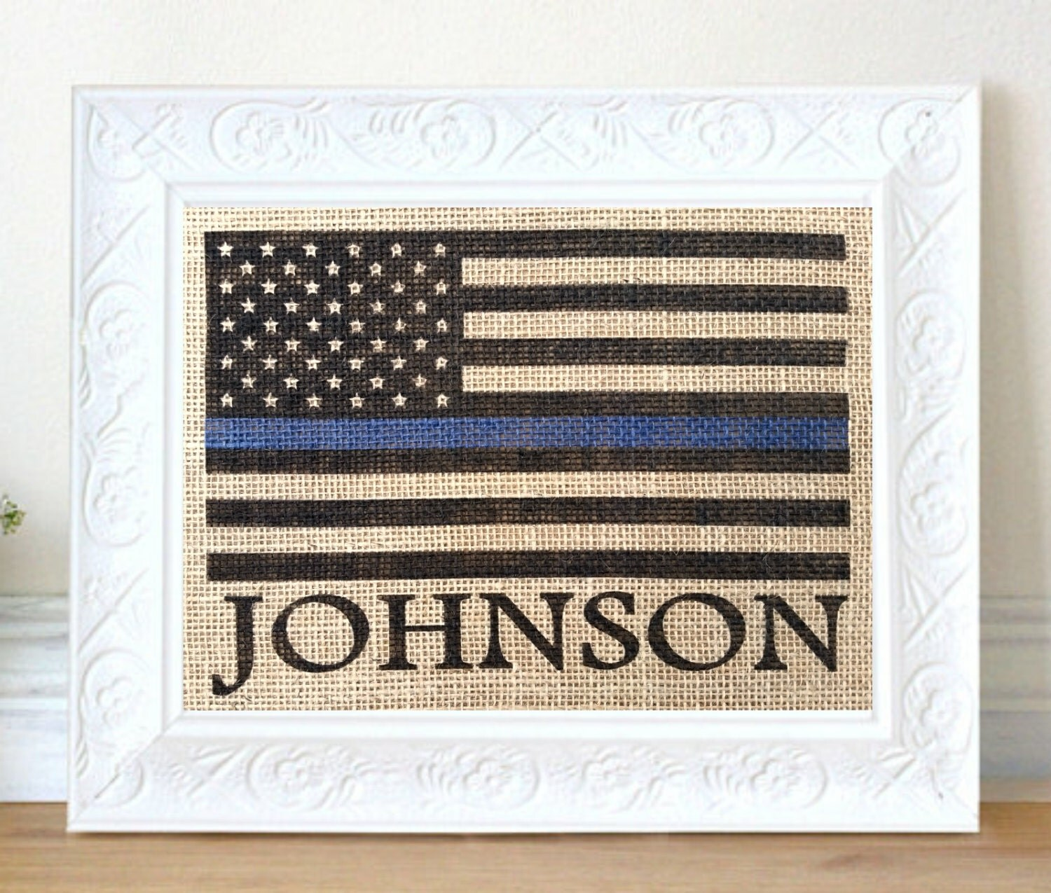 police wedding police wedding rings Thin Blue Line Flag Personalized Police Officer Gift American Flag Stars and Stripes Retirement Gift Policeman Gift Wedding Gift Gift