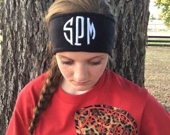 Headband, Monogrammed