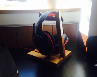 Headset Stand