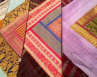 Silk Brocade Cushion Covers