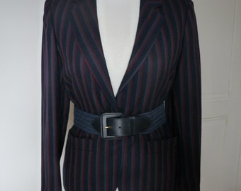 TED LAPIDUS - vintage women jacket - size 36/38 FR - numbered
