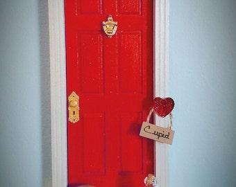 Valentine's Day Cupid Door/Fairy Door