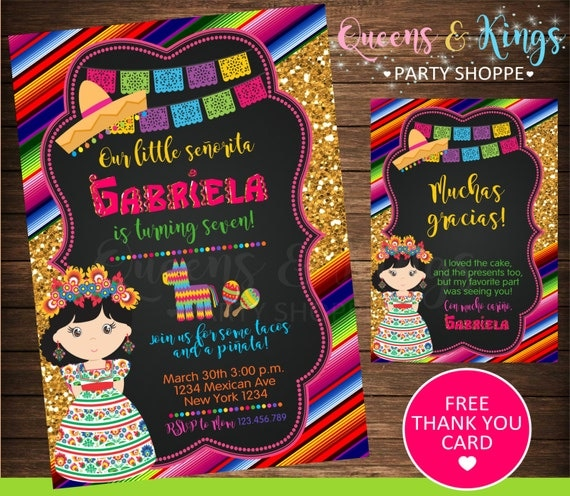 mexican party mexican invitation fiesta invitation mexico, invitation samples