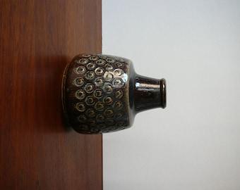 Vase Soholm Stentoy Bornholm Denmark Einar Johansen? Pottery