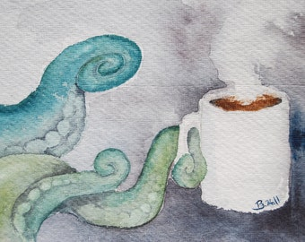 Cthulu Coffee