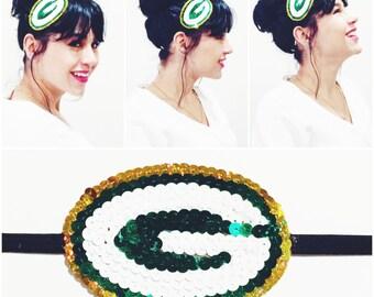 Green Bay Packer Fan Etsy
