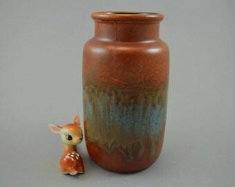 Vintage vase / Scheurich / 231 15   West Germany   WGP   60s