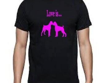 Boxer Dog T shirt