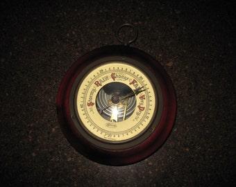 Vintage Stellar barometer West Germany