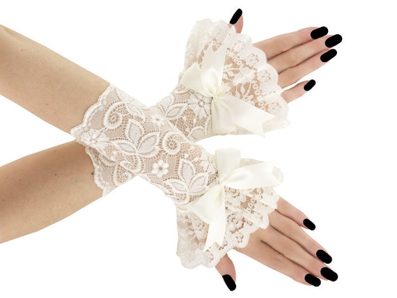 how to make fingerless gloves from fabric