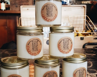 INCLUDES SHIPPING 4oz Soy Candle of the Month Club, 3, 6, 9 or 12 months