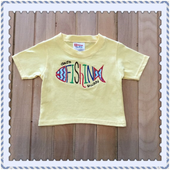 Dad 39 s fishing buddy infant t shirt size 6 months free for Fishing shirt of the month