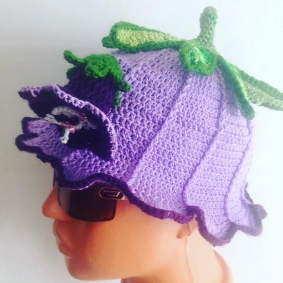 Pattern Crochet Summer Girls Hat Step by by GBCrochetPatterns