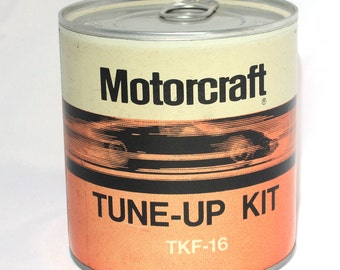NOS, Motorcraft, Tune Up Kit, TKF 16, Ford, Auto Parts, Car Parts, 1960s
