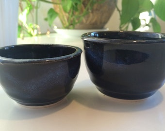 NEW!! Set of 2 Night Sky Stacking Bowls