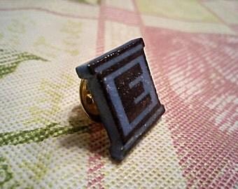 E-Tank Tie Pin