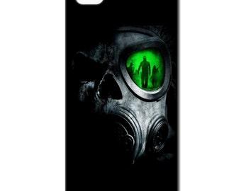 Toxic skull iPhone 5C Case