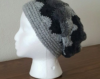 Josephine's Slouch Beanie Crochet Pattern *PDF FILE DOWNLOAD* Instant Download