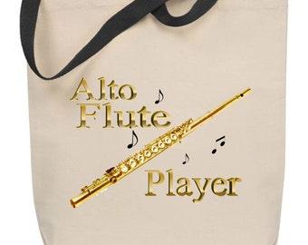 Alto Flute Tote Bag - Free Shipping