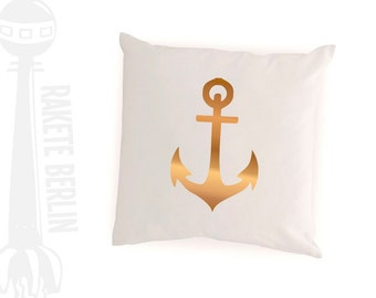 cushion cover  'anchor'