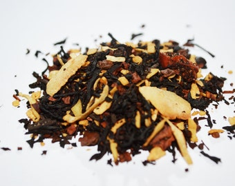 Toasted Coconut Tea (Tube sample, 15g, 40g & 200g)