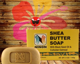 Shea Butter Soap - 5oz bar