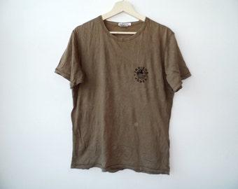 Vintage Indiana Jones t shirt movie Medium Size