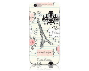 HTC Desire 626 Case - HTC D626 Case - HTC Desire 626s Case #When In Paris Cool Design Hard Phone Case