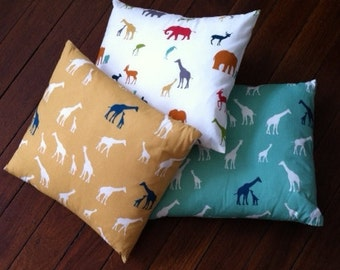 Nursery Pillow Covers