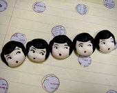 5 Black Hair, Meghan Style, Charlotte Heads, Lisa Kettell