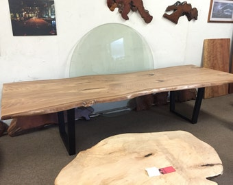 American Elm Dining Table