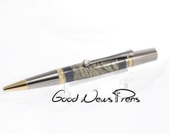 Custom Pen, Ballpoint Pen, Luxury Pen,Desk Accessory,Executive Desk,Office Promotion,Journal Writing,Fancy Pen,Fashion Accessory,Office Gift