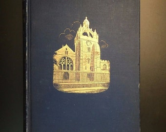 Literary Landmarks of the Scottish Universities, Laurence Hutton, 1904