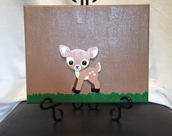 Adorable Fawn Art